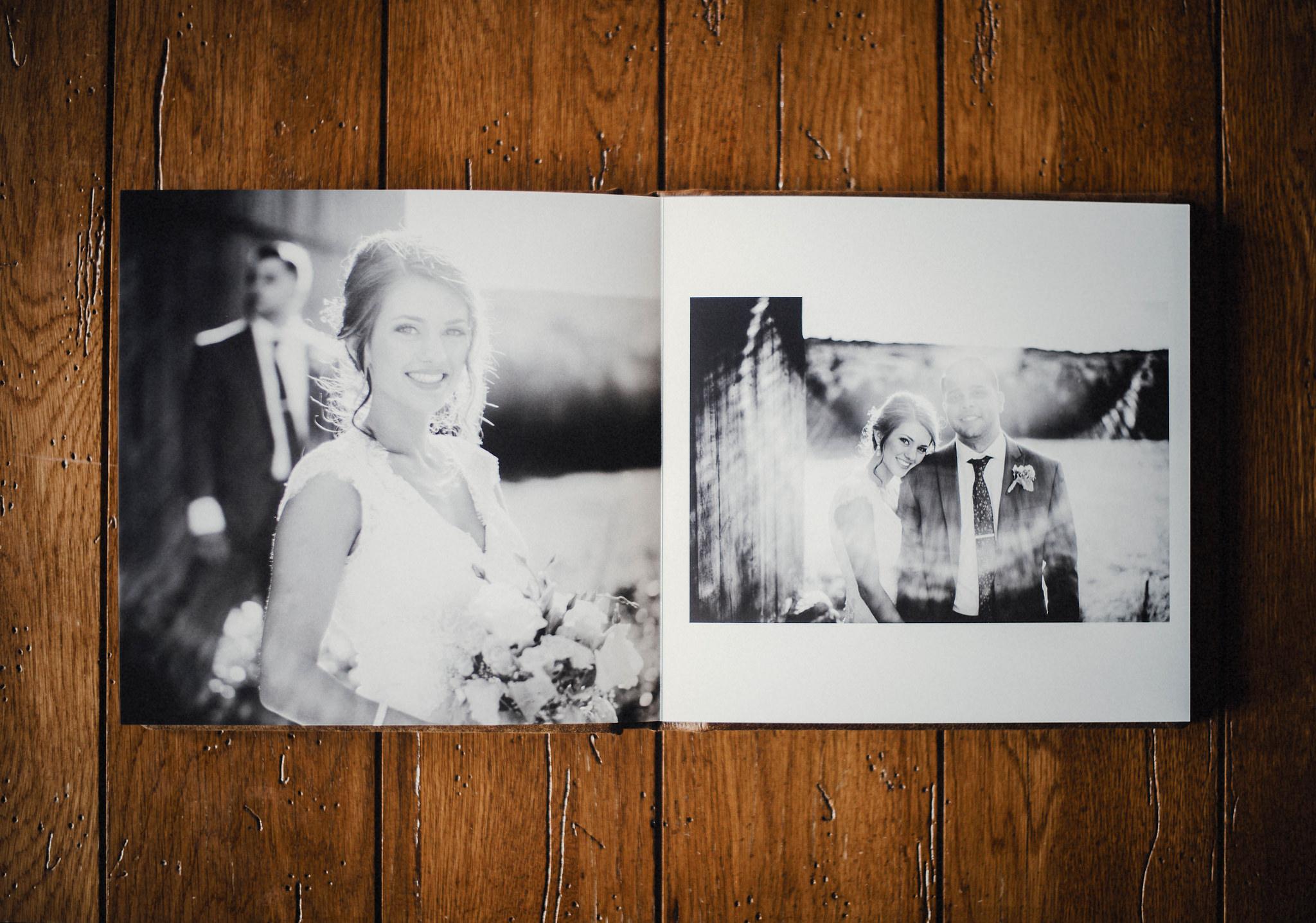 Fullsize Of Wedding Photo Album