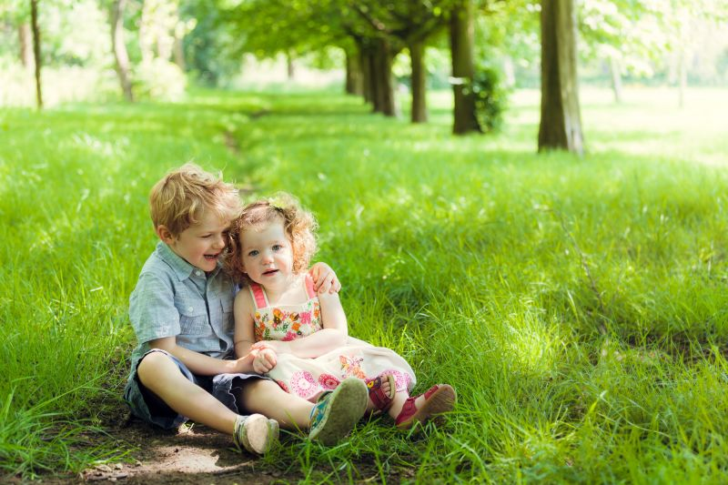 The Real Ways To Keep Children Engaged During A Family Photography