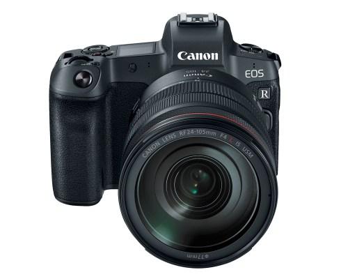 Medium Of Canon Full Frame