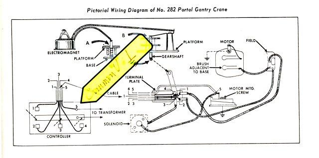lionel motor wiring diagram