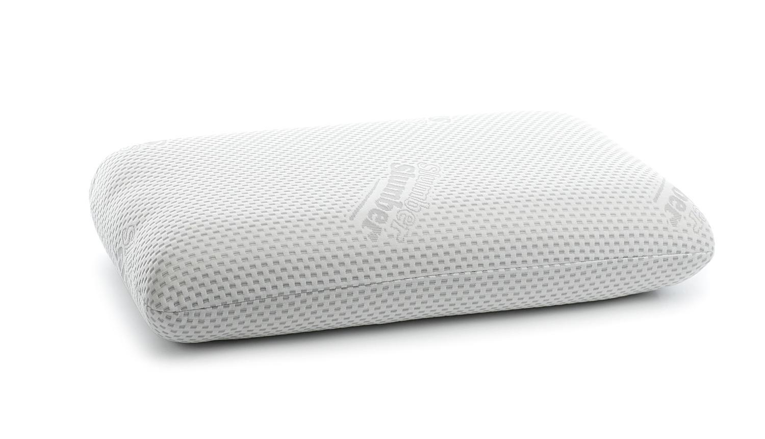 Buy Comfort Memory Foam Pillow with Silver from