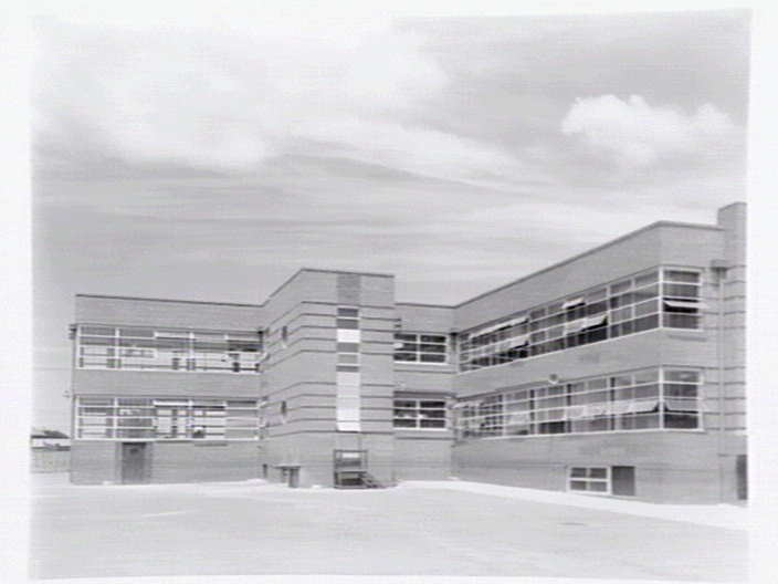 Oakleigh Technical School 1946 photo state library victoria - chief architect resume