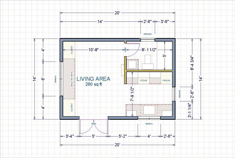 micro floor plans Micro Houses Plans Using Micro Houses Plans Free - Plan Maison Sweet Home 3d