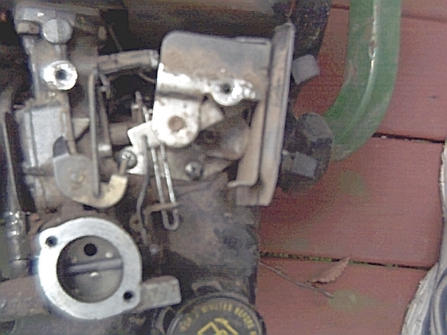 Small Engines - » 5 HP Briggs and Stratton Governor Linkage Diagrams