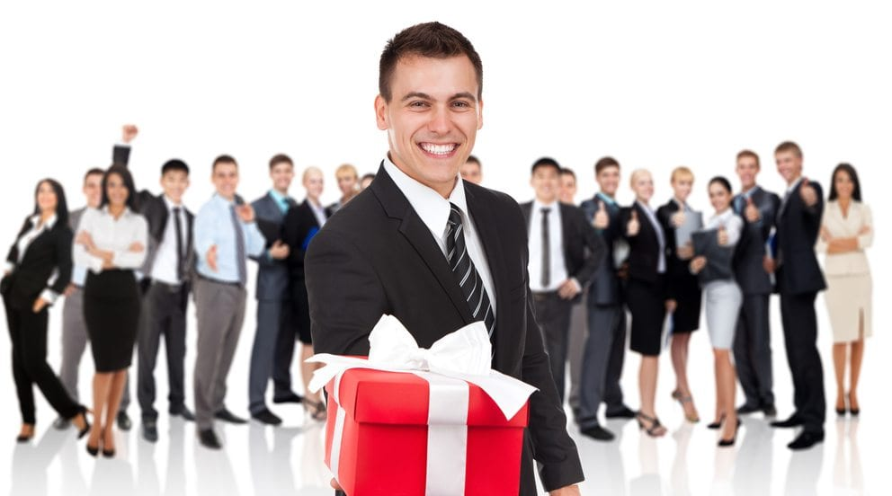 8 Simple Rules for Small Business Gift-Giving