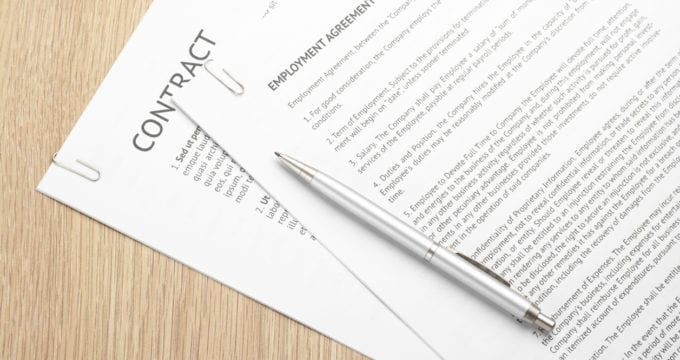 3 Reasons Your Small Business Needs Written Employment Contracts