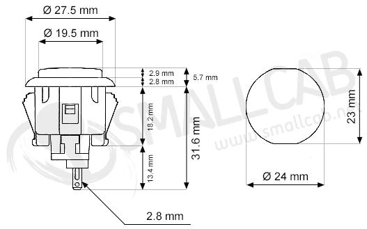 mini b usb schema cablage