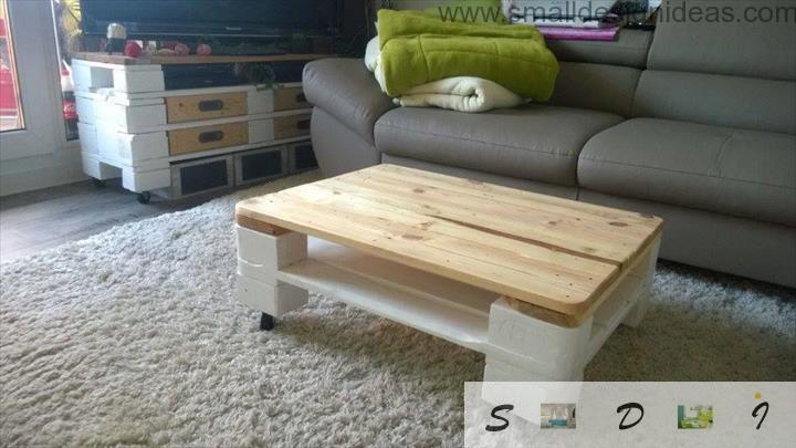 Indoor Outdoor Universal Pallet Furniture
