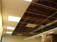 Dropped Ceiling Description, Characteristics and Photos
