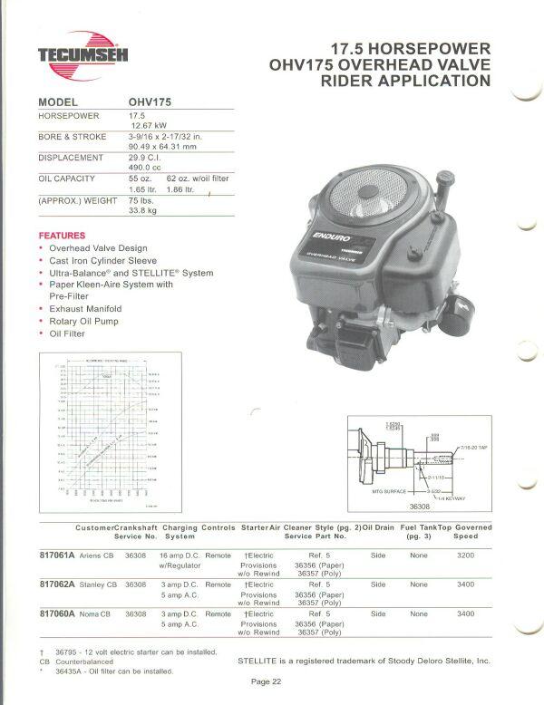 tecumseh engines wiring diagram hmsk90