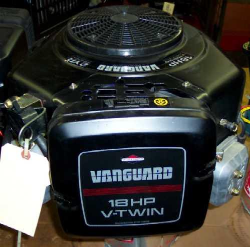 Small Engine Surplus 350777-1159 Briggs and Stratton 18 HP Vanguard