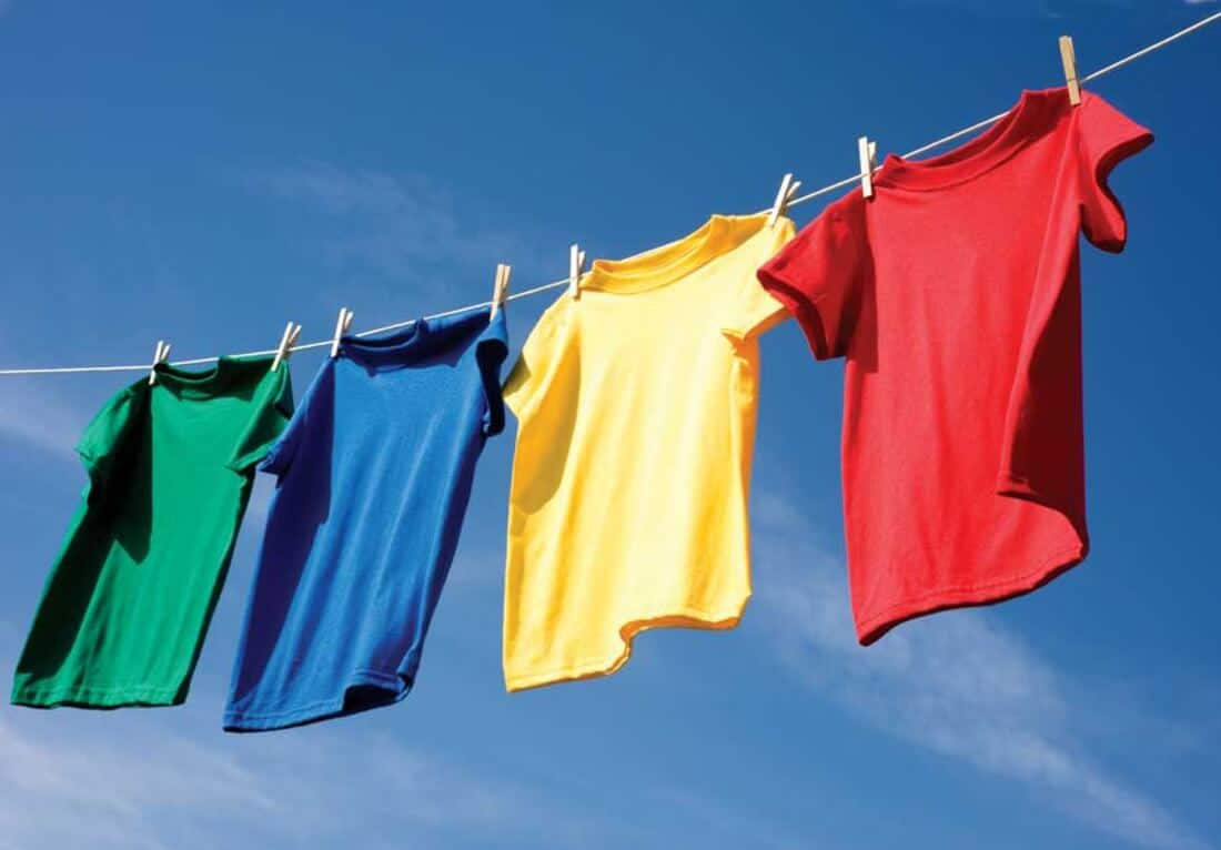 The Benefits Of Using A Clothesline Small Footprint Family