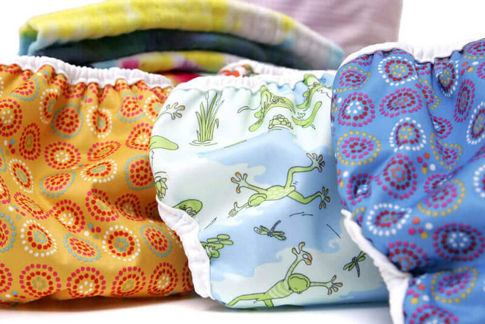 The Dangers of Disposable Diapers Small Footprint Family