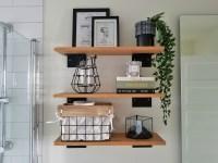 Ikea wall shelves: How to hang shelves in 3 easy steps