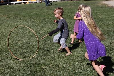 Riley's Farm Colonial games