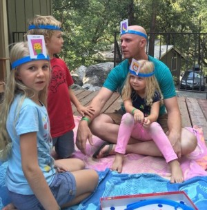 Forest Home Family Camp games