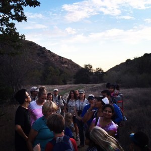 Hiking with Irvine Ranch Conservancy {& The Discovery Cube}