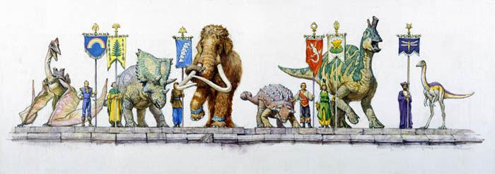 T Alphabet Wallpaper Hd 《恐龍夢幻國》的驚奇旅程 Yu Hsuan Huang Illustration