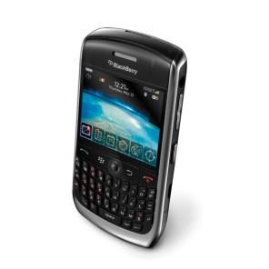 BlackBerry Curve 8900 superior