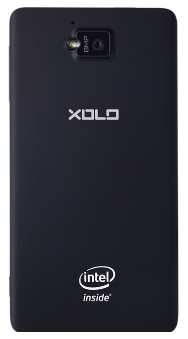 Lava XOLO Phone Intel Inside