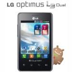 LG Optimus L3 Dual E405 con SIM dual anunciado oficialmente