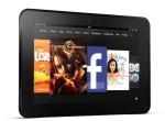 Amazon presenta los tablets Kindle Fire HD 8.9 y Kindle Fire HD 7