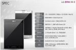 Características del LG Optimus Vu II filtradas