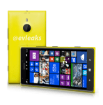 Nokia Lumia 1520 aparece en foto de prensa