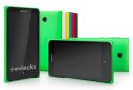 Nokia Normandy se filtra en colores