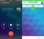 VoIP en WhatsApp filtrado en capturas de pantalla
