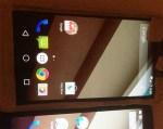 Desconocido smartphone Motorola corriendo Android L se filtra en video