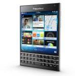 BlackBerry vende 200.000 unidades del Passport