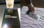 Quejas de usuarios sobre la calidad de construcción del Galaxy Note 4