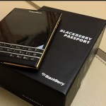 BlackBerry Passport tendrá su edición dorada