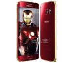 Samsung Galaxy S6 y Galaxy S6 Edge tendrán su versión Iron Man