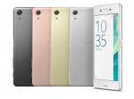 Sony anuncia la nueva serie Xperia X de gama media