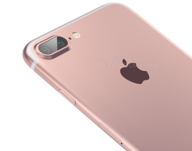 iphone siete plus render