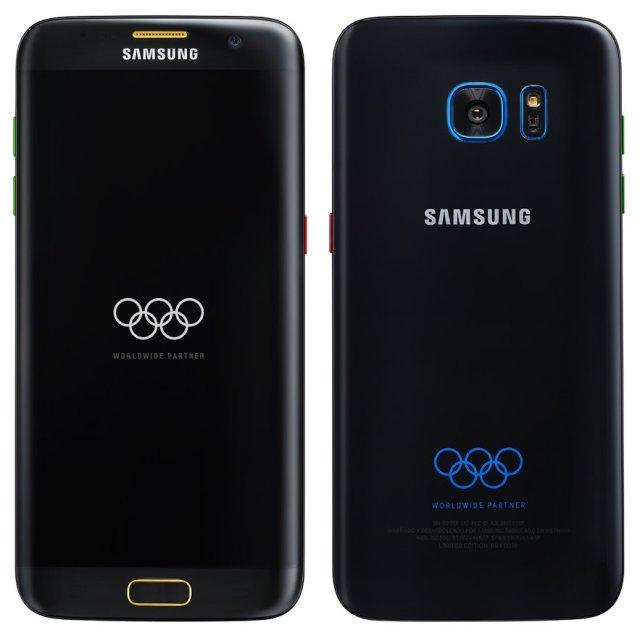 galaxy s7 olympic edition