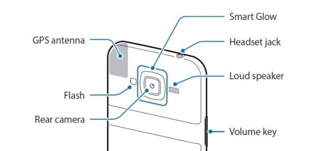 samsung smart glow detalle