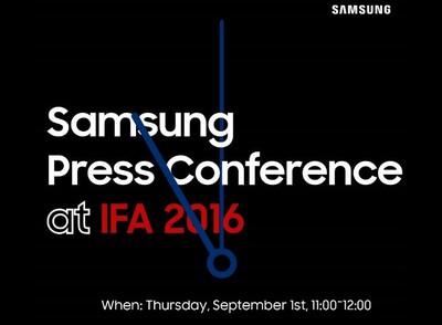 Samsung IFA 2016 Gear S3