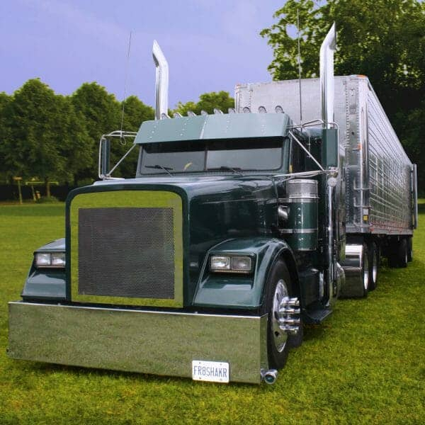 10 Sure Fire Tips For Spec\u0027ing a Custom Semi Truck