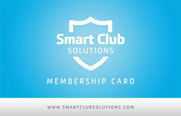 Dungannon Swifts Football Club Club Membership Management System - club card design