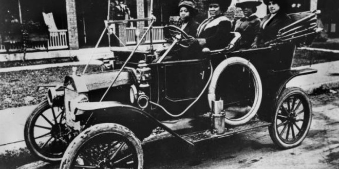 My greatest fear: I'll go broke and the three tools I learned from Madame C.J. Walker to 'fix' myself