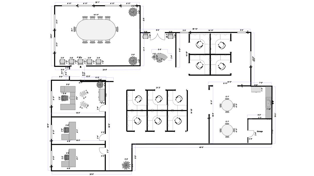 create diagram microsoft office