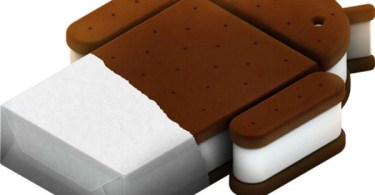 Ice Cream Sandwich Logo