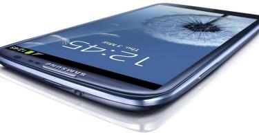 Samsung Galaxy S3 Produktbild