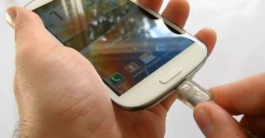 galaxy s3 otg-video