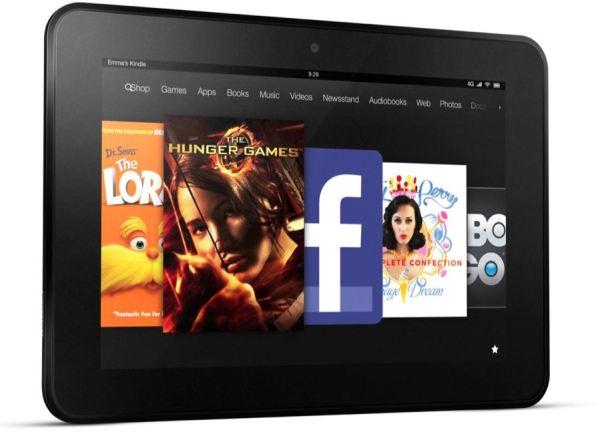 Amazon Kindle Fire HD Produktbild