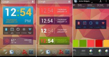 HD Widgets Colourform