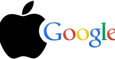 apple google logo